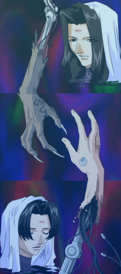 Science and Youkai Magic Saiyuki 001