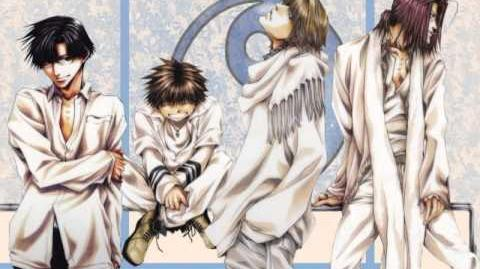 Gensomaden Saiyuki OST -Making Progress