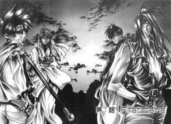 Saiyuki First Game 01 00