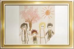 Young Goku's drawing Gaiden 002