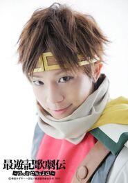 SaiMu3 Goku