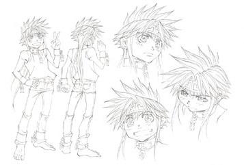 File:Goku sketch1.jpg