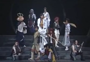 Go West Musical Cast 001