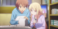 Sakurasou no Pet na Kanojo Episode 11