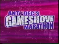 Ant and Dec's Gameshow Marathon