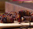 Bacon Wrapped Figs
