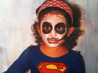 File:Ariana with face painting.jpg