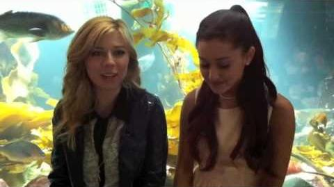 M Exclusive Jennette and Ariana dish about their ringtones