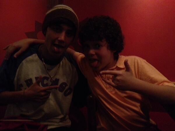 File:Cameron Ocasio at Benihana with Jai Brooks.jpg