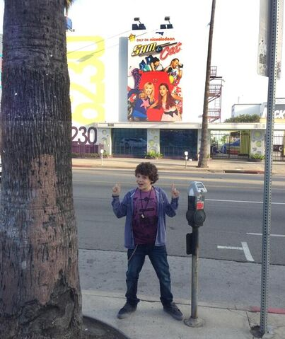 File:Cameron under the Sam and Cat billboard.jpg
