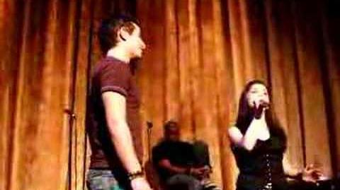 Suddenly Seymour by Ariana (14) and Frankie (25)