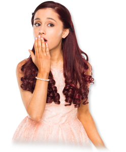 File:Ariana Grande gasping in the Nesquik Commercial.png
