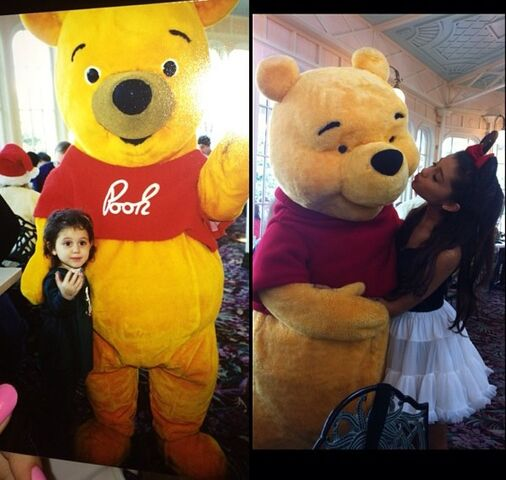 File:Ariana then and now - with Winnie The Pooh.jpg