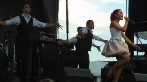 """Ariana Grande """"Only Girl in the World"""" Myrtle Beach, SC 5-28-11"""