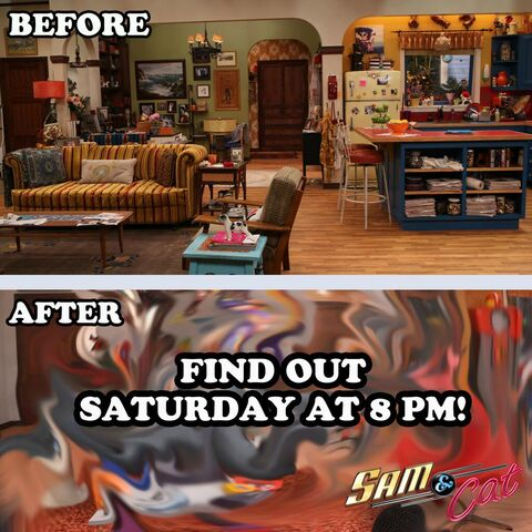 File:Sam and Cat's apartment before and after promo pic for FavoriteShow.jpg