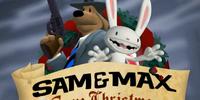 Sam & Max Nearly Save Christmas