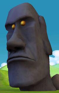 Moai earth