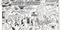 Night of the Cringing Wildebeest