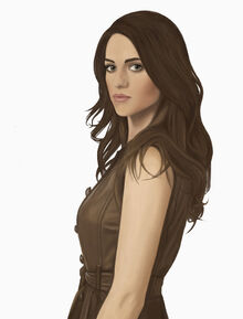 Lyndsy fonseca alex from nikita by chrisw45-d54asfi