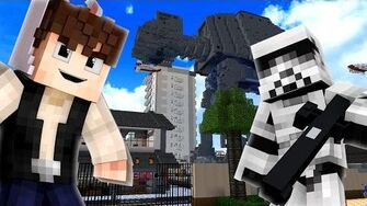 Tokyo Soul - STAR WARS! (Minecraft Roleplay) 1