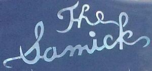 The samick logo
