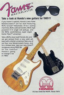 85 mastercaster ad