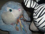Bunny and Zebra