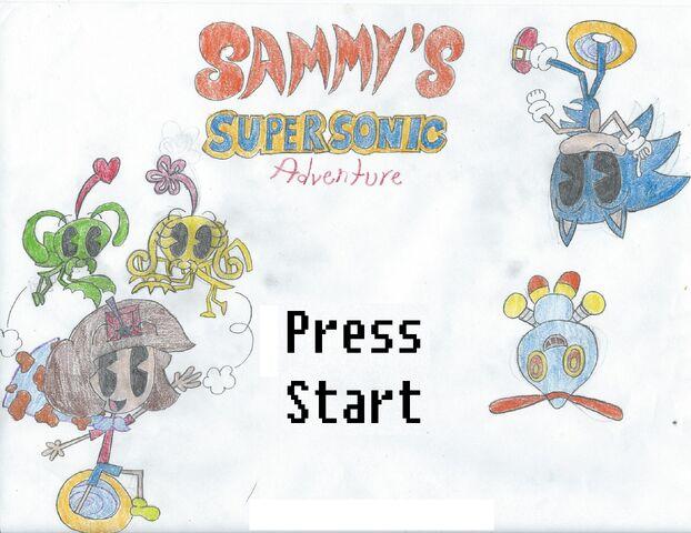 File:Sammy's Super Sonic Adventure Cover Art.jpg