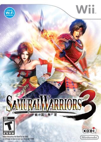 File:Samurai Warriors 3 (U.S) box art.jpg