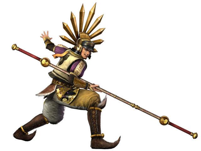 File:Hideyoshi Toyotomi SW3 render.jpg