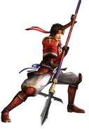 Yukimura Sanada SW4Render