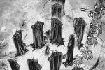 Underground dungeon's inhumans