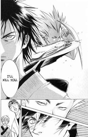 File:White Crow vs Demon Eyes Kyo.jpg