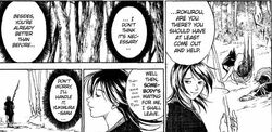 Rokuro telepathy
