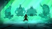 Samurais look Jack