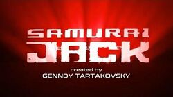 Samurai Jack Intro (Season 5)