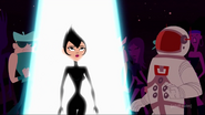 Ashi in flashlight