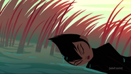 Ashi laying