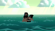 Jack save Ashi 3