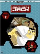 Samurai jack season 2 dvd