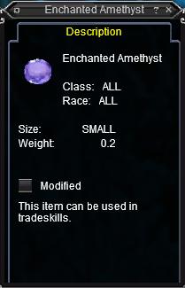 Enchanted Amethyst