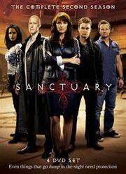 Sanctuary 2 DVD