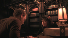 0x07 Helen and Will research Arthur's history
