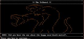 Thetribunal