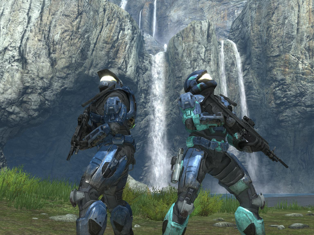 File:Dax and Icky near waterfall.png