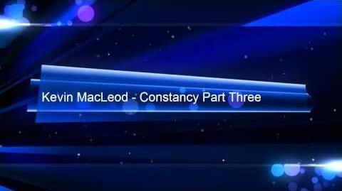 Constancy Part Three
