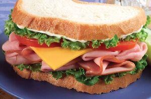 Ham-sandwich