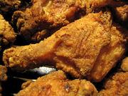 Fridd Chicken