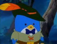 Robin penguin