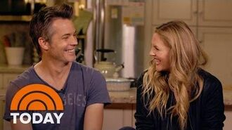 Drew Barrymore, Timothy Olyphant Talk Netflix Comedy 'Santa Clarita Diet' TODAY
